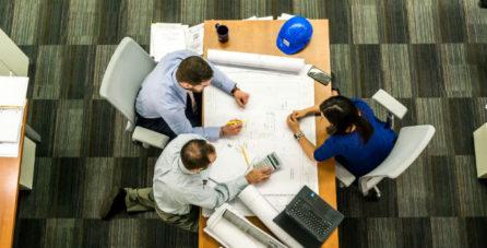 La comunicación empresarial se puede poner en marcha de diferentes formas.