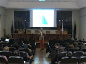 Daniel Rodríguez y  Nicola Cerantola imparten una clase magistral en Next IBS