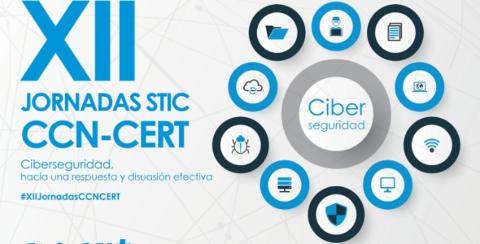 El Centro Criptológico Nacional organiza unas jornadas de Ciberseguridad en Madrid.