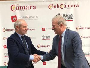 La Cámara de Comercio de Valladolid y Next IBS se alían para formar en comunicación a las empresas