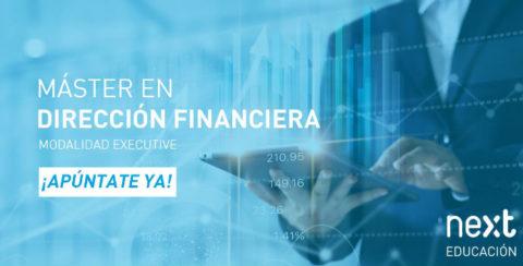 ¿Interesado en estudiar un Máster en Dirección Financiera?