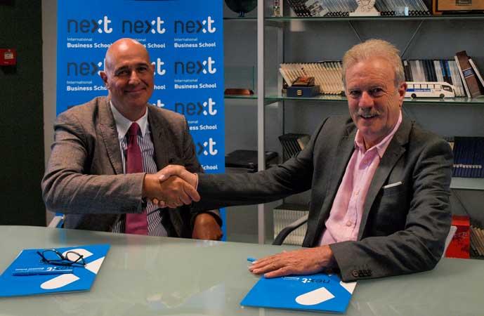 Eurocaja Rural y Next IBS firma un acuerdo de colaboración