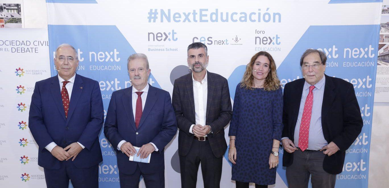 """Foro Next Educación """"La salida al laberinto catalán"""""""