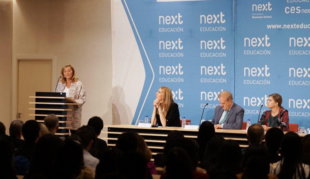 Inauguración Next IBS curso 2019/2020