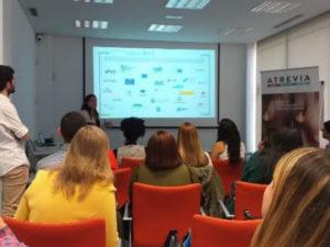 Comienzan las visitas a empresas del curso 2019/2020 de Next IBS