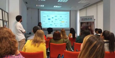 Los alumnos de Next IBS realizan sus primeras visitas a empresas