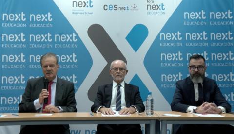 Presentación del Máster en Dirección Financiera de Next IBS