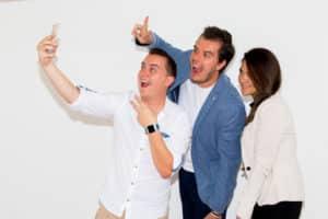 Askhua, la agencia de marketing que crearon tres alumnos de Next IBS