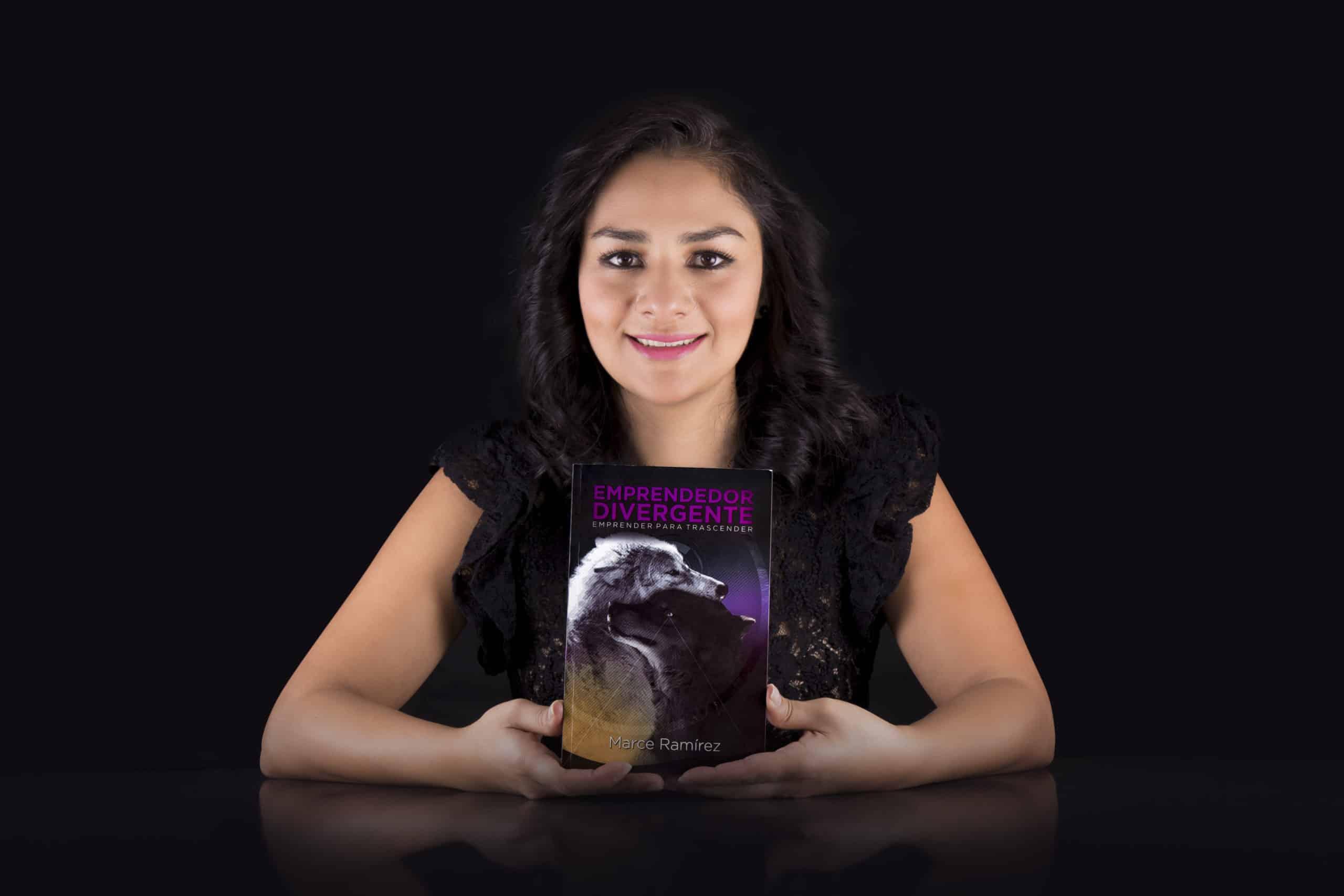 """Marcela Ramírez, egresada de Next IBS, habla de su libro """"Emprendedor divergente"""""""