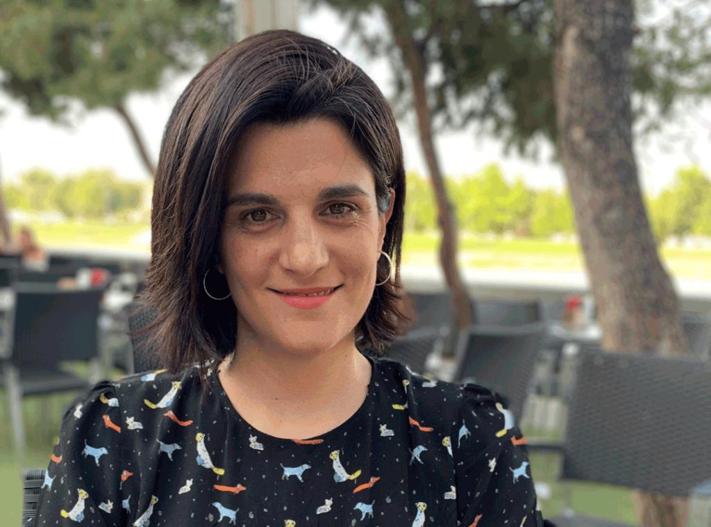 Verónica Andrade, Responsable de Relaciones Institucionales de Calidad Pascual y egresada del Máster en Economía Verde