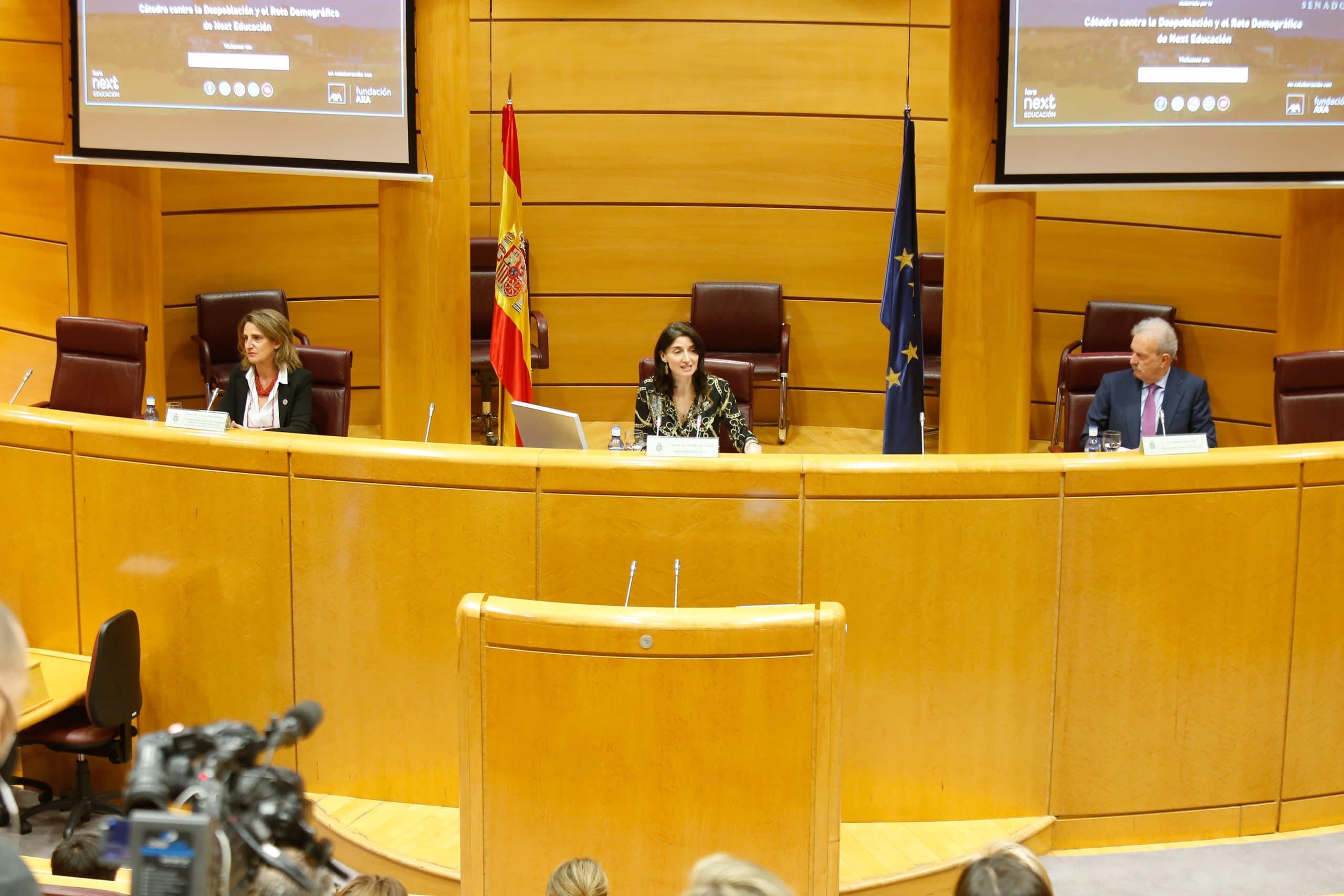 Estudio sobre la España Despoblada de Next Educación