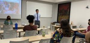 Omar Fernández imparte una MasterClass en Next Educación